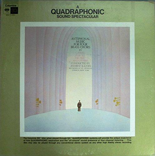 Antiphonal Music for Four Brass Choirs ()