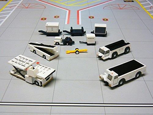 1/200 空港サポート 車両セット G2APS451