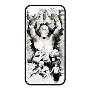 Unique Design WBC Floyd Mayweather for iPhone 4,4S Case