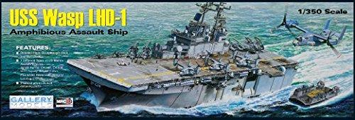 Model Rectifier 64001 1 By 350 Uss Wasp Lhd1 Amphibious Assault Ship