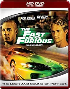 The Fast and the Furious [HD DVD]