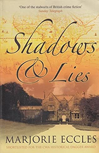 book cover of Shadows and Lies