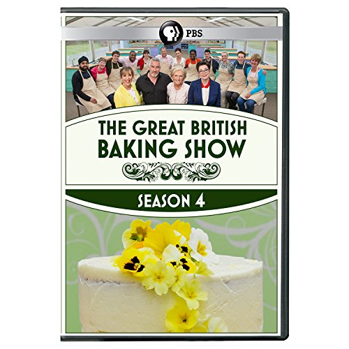 Great British Baking Show Season 4 DVD (Best Cable Company Deals)