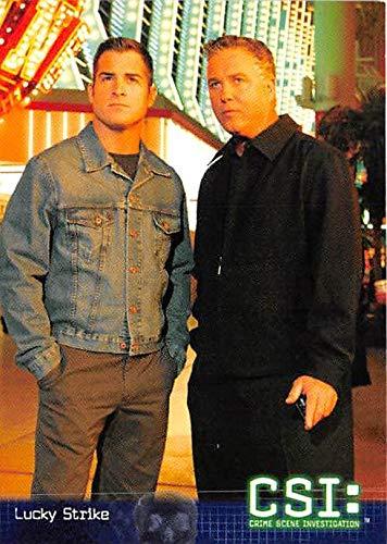 Gil Grissom Nick Stokes Trading Card Csi Las Vegas 2004 17 William