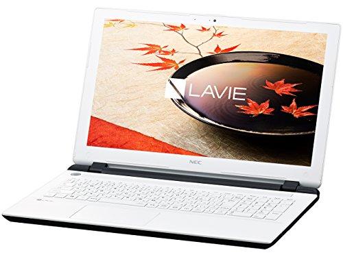 PC-NS100C1W-P2 エクストラホワイト LAVIE Note Standard NS100 C1W-P2の商品画像