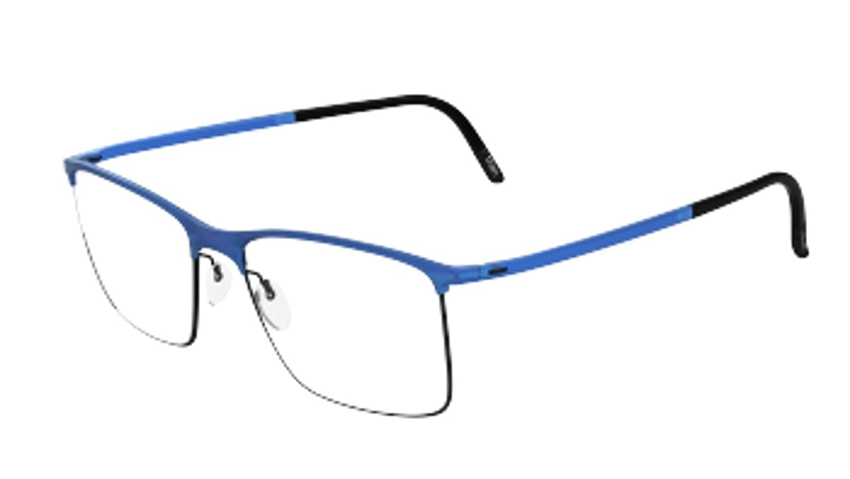 Eyeglasses Silhouette Urban Fusion Full Rim 2903 6055 azure blue 52//17//140 3 pie