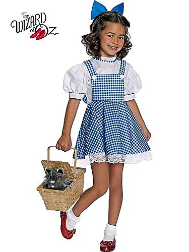 The Wizard of Oz Dorothy Child Costume (Sequined Dorothy Costumes)