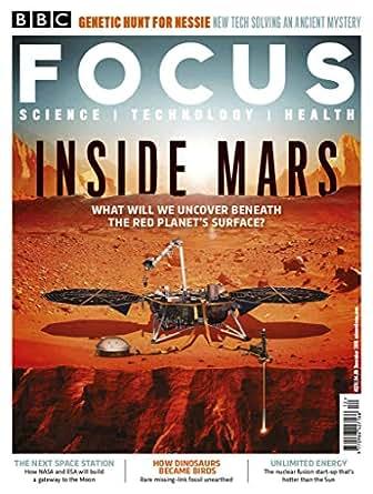 Amazon com: BBC Science Focus Magazine: Kindle Store