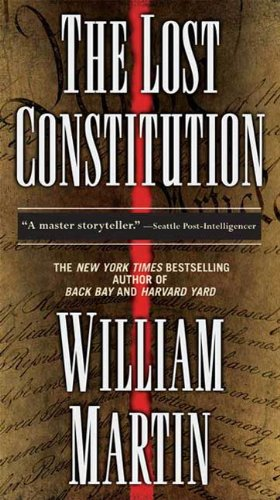 The Lost Constitution: A Peter Fallon Novel (Peter Fallon and Evangeline Carrington Book 3)