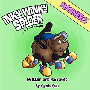 Inky Winky Spider Audiobook