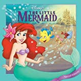 The Little Mermaid HardCover Book