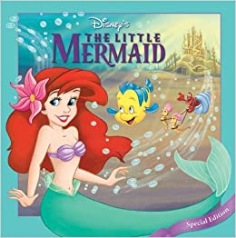 Disney's the Little Mermaid Hardcover – Deluxe Edition, September 2