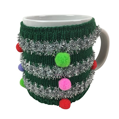 Extra Large Ugly Christmas Sweater Coffee Mug Tree for sale  Delivered anywhere in USA