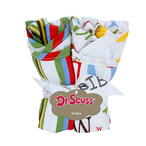 Bouquet 4 Pack Bib - Dr. Seuss ()