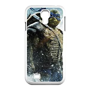 TMNT Samsung Galaxy s4 9500 White Cell Phone Case GSZWLW3201 Phone Cases Fashion