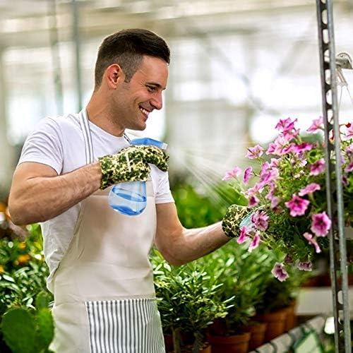 gongxi Spray Bottle Mist Sprayer for Plants and Flowers Plastic Salon Spray Water Bottle for Garden Barber Hair Salon 2Pcs