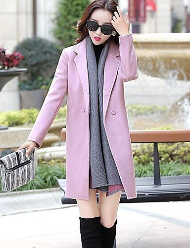 Model manteau femme long