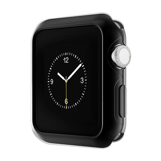 10 opinioni per Apple Watch Custodia HOCO Pinhen iWatch Plated Metal Bumper Protettivo Case