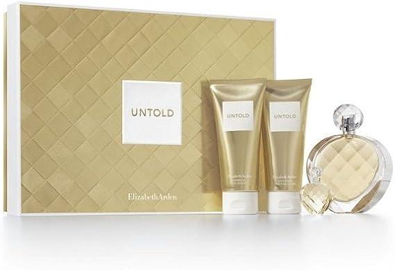 Elizabeth Arden - Estuche de regalo Eau de Parfum Untold Elisabeth Arden: Amazon.es: Belleza