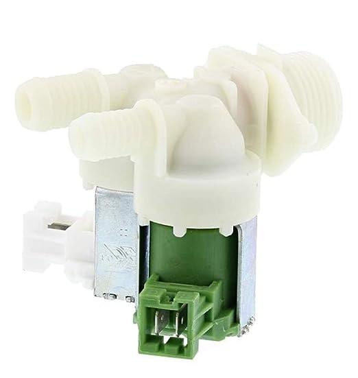 SpareHome® Electroválvula para lavadoras AEG ARTHUR MARTIN BENDIX ...