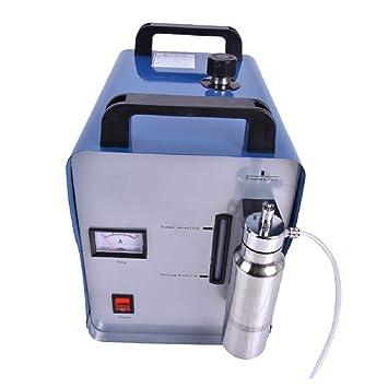 oxy-hydrogen Generador agua pulidor de soldador acrílico Flame Torch soldador 110 o 220 V rápido envío: Amazon.es: Hogar
