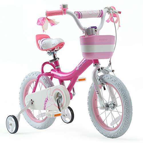 RoyalBaby Girls Kids Bike