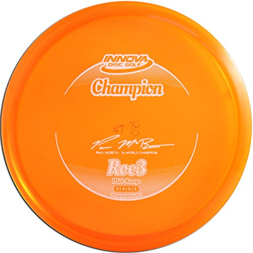 Innova Champion Roc3 Mid-range Disc Golf Disc (175-180 grams)