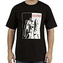 80sTees Men's Scarface Megatron Transformers T-Shirt