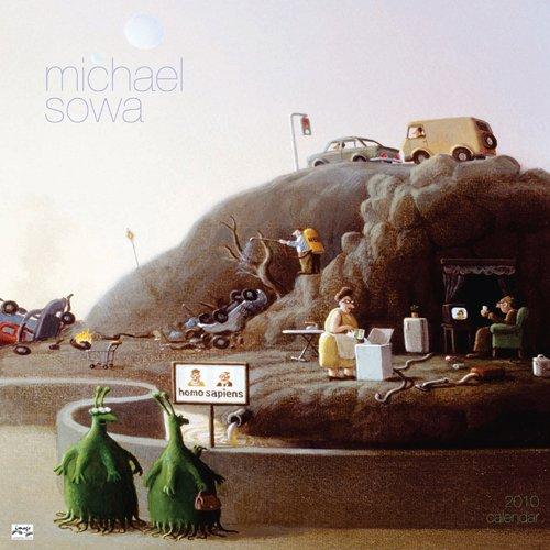 Michael Sowa 2010 Wall Calendar