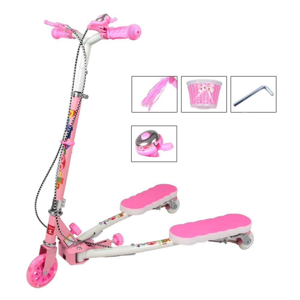 (税込) スクーターを蹴る子供たち 三輪車、シザー車 (色、スイングカー、カエルスクーター (色 ピンク) : : ピンク) B07R68BQQN ピンク, ムギグン:33701d44 --- 4x4.lt