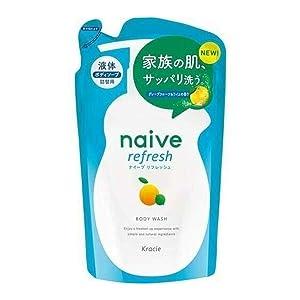 Naive Savon Body Wash by Kracie - 380ml Refill