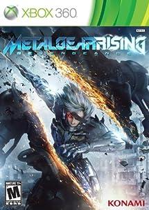 Metal Gear Rising Revengeance - Xbox 360