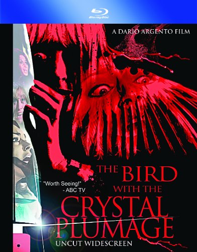 Bird With the Crystal Plumage (blu-Ray) (Trailer Christmas A Story Horror)