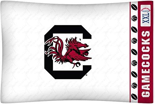 (University of South Carolina Pillowcase)