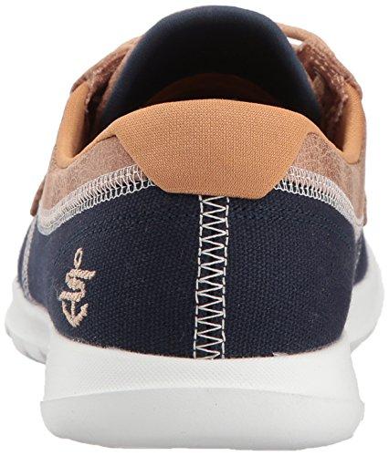 Skechers Damen Go Walk Lite-Coral Bootschuhe Blau (Navy)