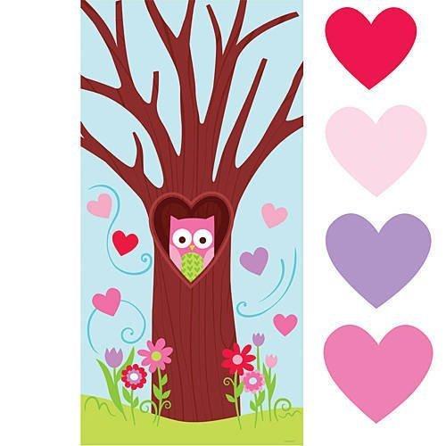 Valentine's Day Decorating Activity Kit by Shindigz