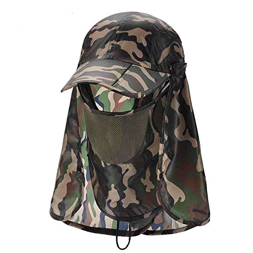 Tkas Removable 360%C2%B0Solar Protection Camouflage
