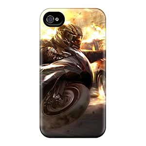 Tpu Case For Iphone 4/4s With DgWaPad4046iNTYl JeffMclaren Design