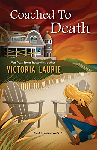 Coached to Death (Cat Cooper Mysteries) by [Laurie, Victoria]