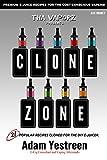 hookah vaporizer pen - E-Juice Recipes: Clone Zone - 21 Popular E-Liquid Clone Recipes  For Your Electronic Cigarette, E-Hookah G-Pen (All Day Vape)