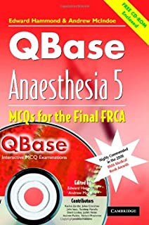 QBase Anaesthesia with CD-ROM: Volume 5, MCOs for the Final FRCA (
