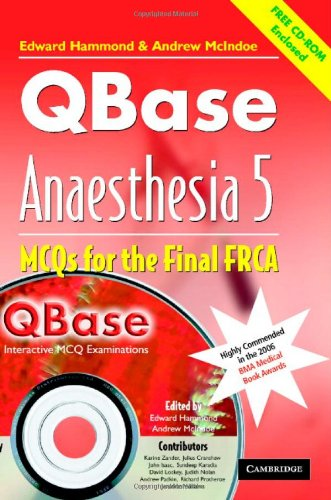 QBase Anaesthesia with CD-ROM: Volume 5, MCOs for the Final FRCA (v. 5)