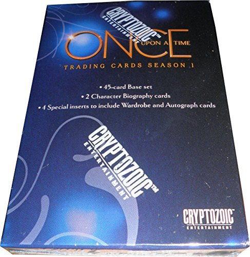 Once Upon A Time Season 1 Factory Sealed Collector's Set (Evil Fairy Tale Characters)