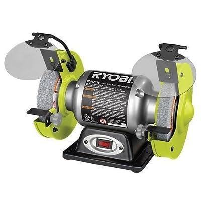 Ryobi 6 in. Bench Grinder BG612GSB