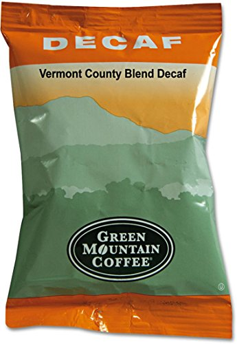 GMT5161 - Green Mountain Coffee Roasters Vermont Woods Blend Decaf Coffee Fraction Packs