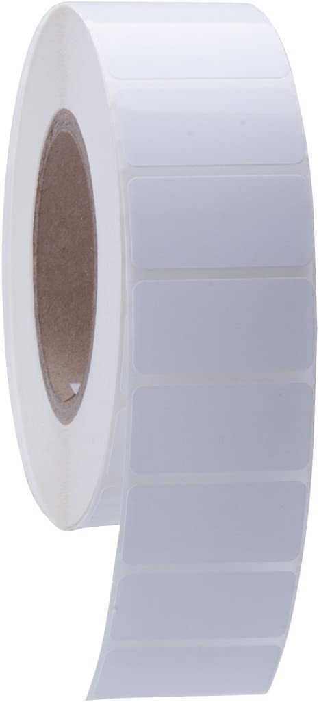 """Compatible with Primera Color Label Printers and Many Other Printer Brands Kenco Premium Inkjet 2 Circle High Gloss Paper Roll-Fed Inkjet Labels Supplied 1250 Labels on a 3"""" core."""