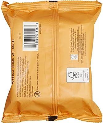 Burts Bees, Toallitas húmedas para piel sensible, 25 unidades ...