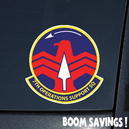 Air Force USAF 7th Operations Support Squadron 6