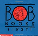 Bob Books First! Level A, Set 1  (re-released as Bob Books Set 1- Beginning Readers)
