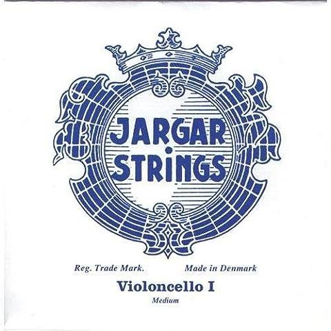 Jargar Superior Cello D String (Jargar Cello Strings Forte)